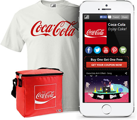 Interactive Mobile Merchandise